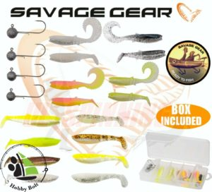 Savage Gear Perch Pro készlet